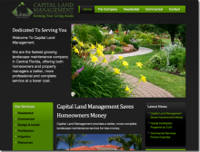 Capital Land Management ::     www.capitalland.net