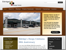 Eldridge's Design Center ::  www.eldridgesdesigncenter.com