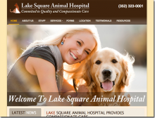 Lake Square Animal Hospital :: www.lakesquareanimalhospital.com