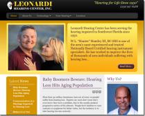 Leonardi Hearing Center :: www.leonardihearing.com