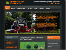 Orange City Equipment ::  www.orangecityequipment.biz