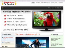 Showtime TV Service :: www.showtimetvservice.com