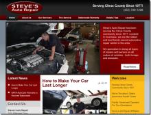 Steve's Auto Repair :: www.stevesautorepaironline.com